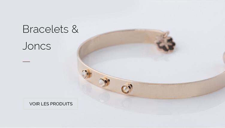 Bracelets Joncs Femme Stella Ambrata