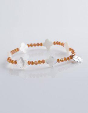 stella-ambrata_femme-bracelet-Nacre-fleur